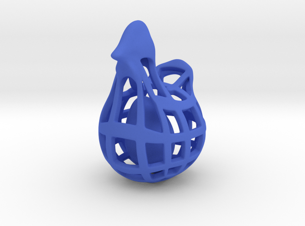Chicken before Egg - Pendant 3d printed