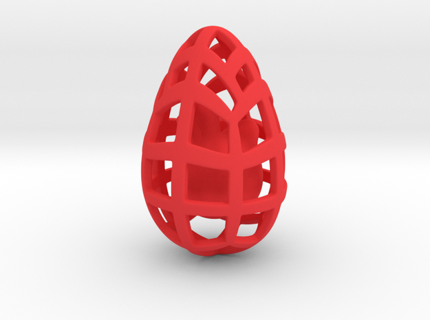 Egg before Chicken - Pendant 3d printed
