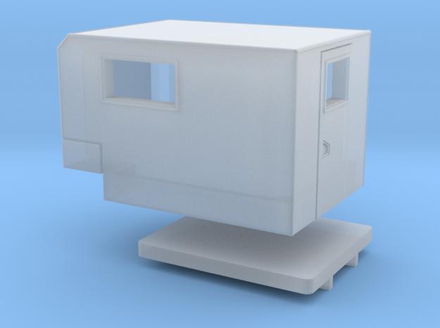 U20-Wohnmobilkoffer / ELW in Smooth Fine Detail Plastic