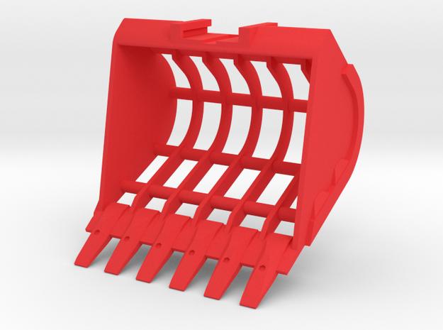 Sieve Bucket MG 3d printed