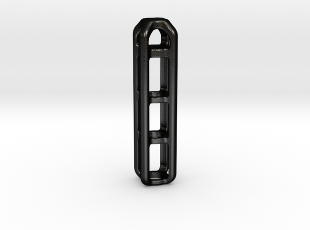Tritium Lantern 4B (Stainless Steel) 3d printed