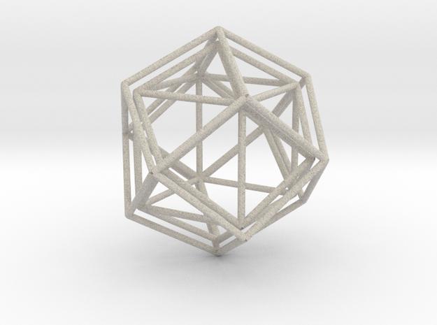 Rhombicage-r1.5-s24.4-o2-n1-dTrue-x0.1 in Natural Sandstone