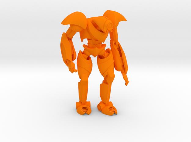 Humanoid BittyBot MK1 3d printed