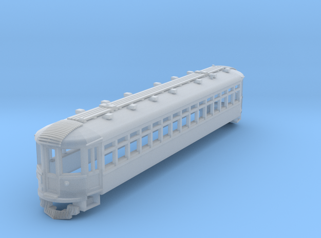 CNSM 170 - 197 series coach in Smooth Fine Detail Plastic