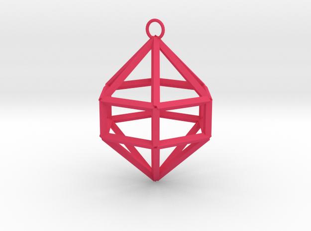Gem Ornament 3d printed