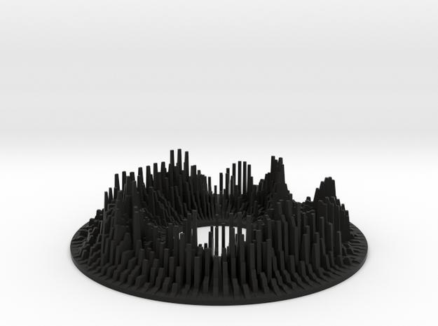 HoloDecks Swirl 3d printed