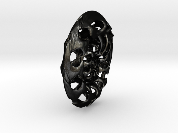 Shell 02 3d printed