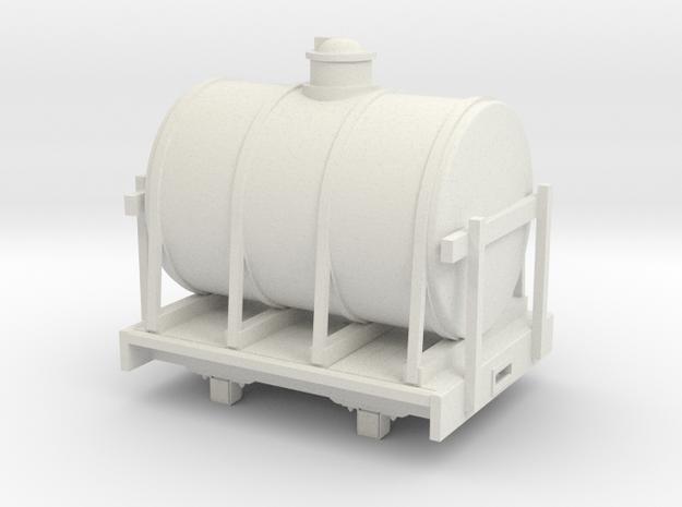 1:32/1:35 Tank wagon 3d printed