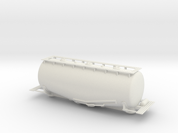 WhaleBelly Tank Car - Sscale