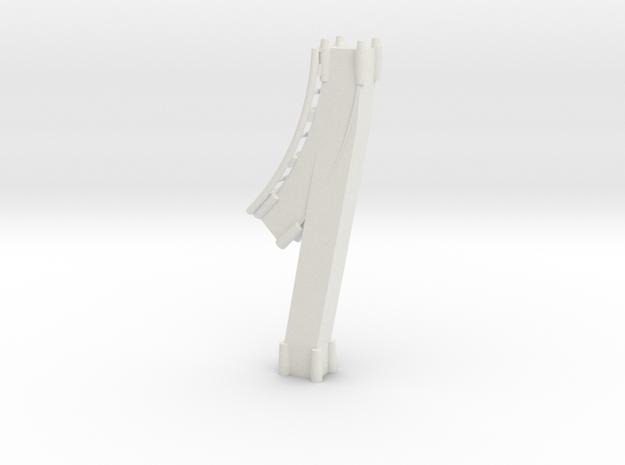 Looping Gelb Loop2 in White Strong & Flexible