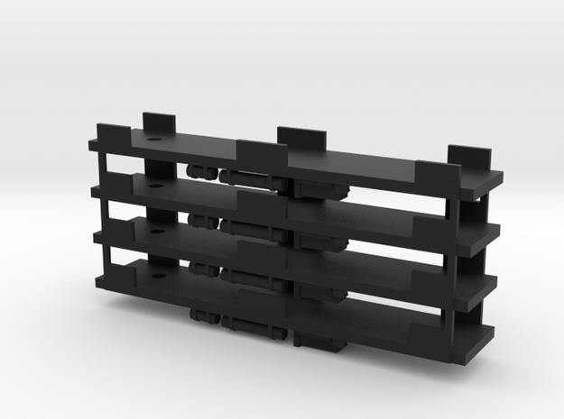 CNSM - 4 MD Underframes in Black Strong & Flexible
