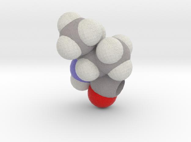 I & J are Isoleucine in Full Color Sandstone