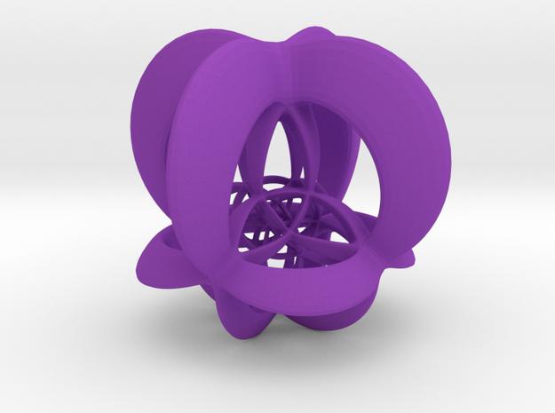 Octaplex III, medium 3d printed