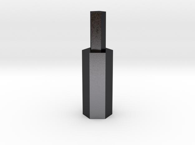HEX-Penta-3mm 3d printed