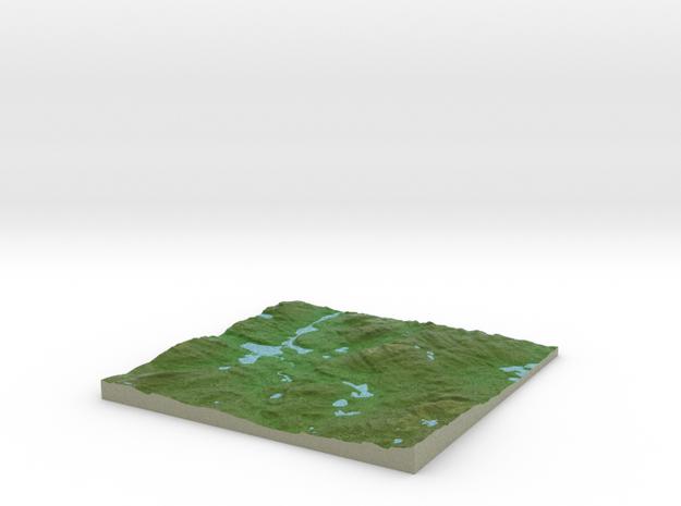 Terrafab generated model Tue Nov 05 2013 20:01:50 3d printed