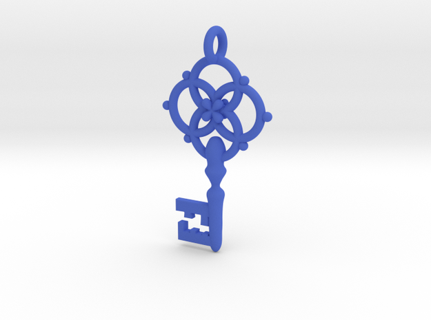 Old Necklace Pendant 3d printed