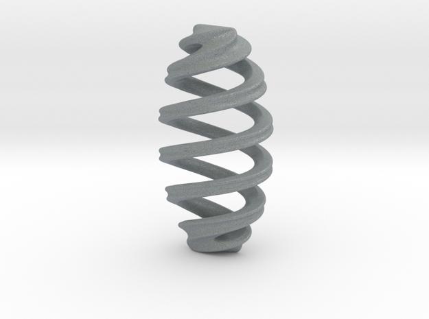 3D Infinity Pendant 3d printed
