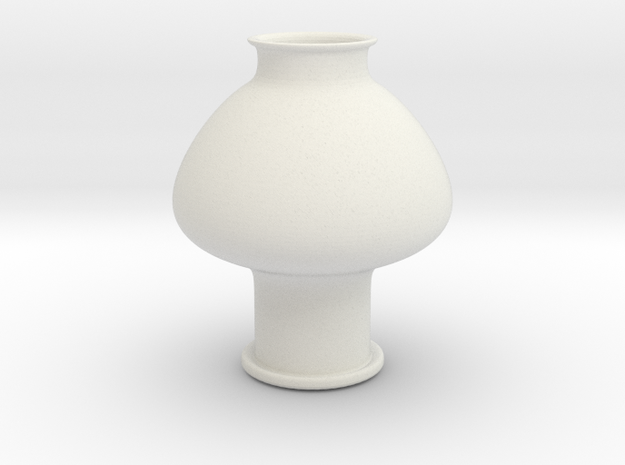 Greek Vase - Psykter - Closed/No Side Openings 3d printed