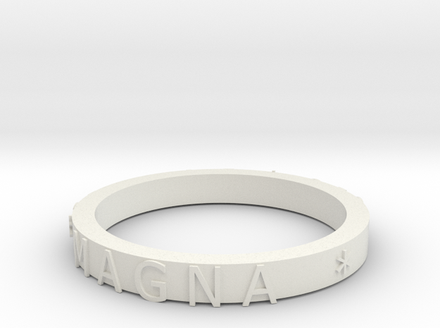 Uncharted Ring DONE 3d printed