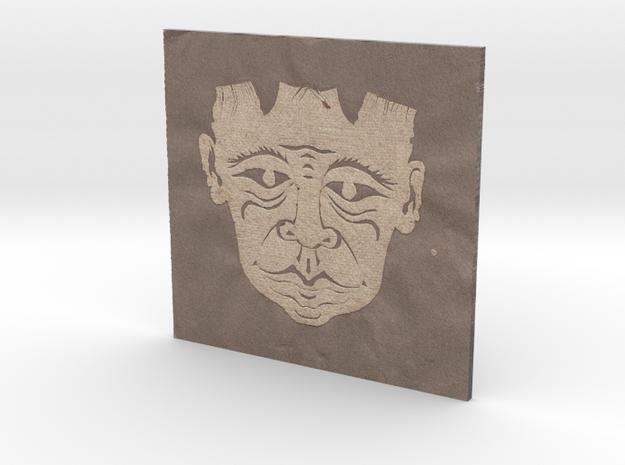 Facecut1 3d printed