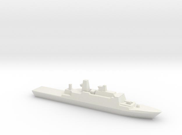 Kang Ding Class 1:2400  in White Natural Versatile Plastic