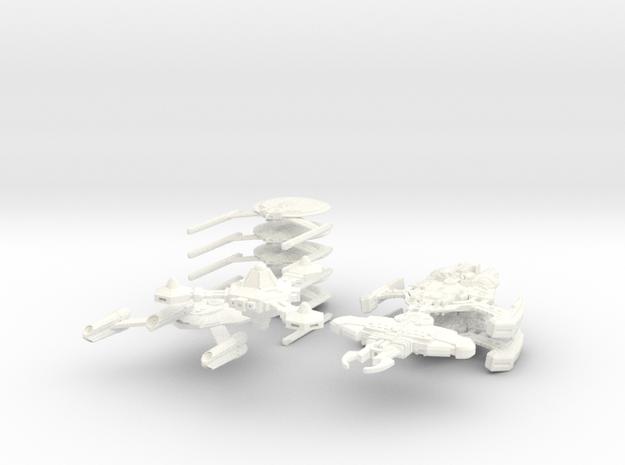 KWestPack222 in White Processed Versatile Plastic