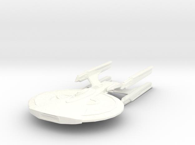Shadan Class Cruiser 3d printed