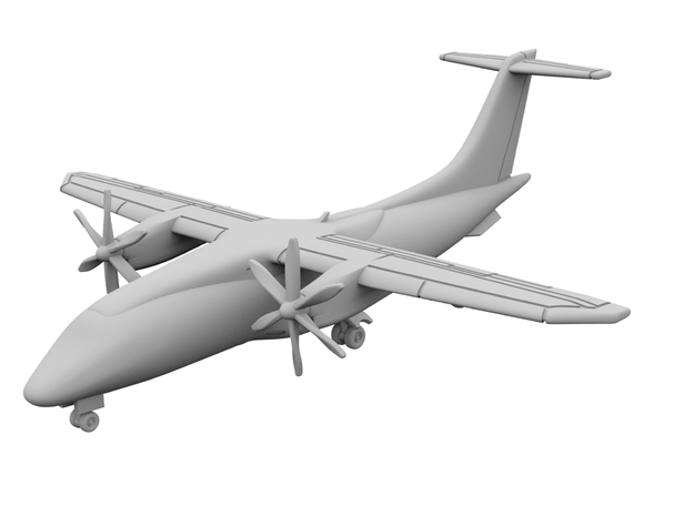 1:200 - Dornier 328 Prop (L) in Smooth Fine Detail Plastic
