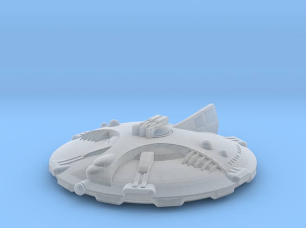 Martian Icaria class Strike Cruiser 3d printed