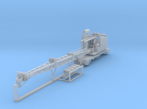 DE Ohio Locomotive Crane N scale