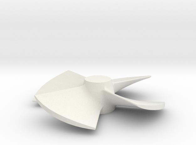 73x50 4B LH Kaplan Scaled 2 in White Strong & Flexible