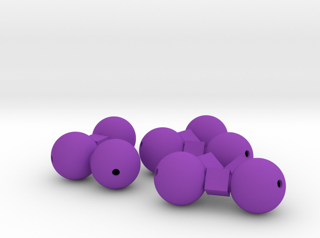 Kuball Puzzle 3d printed