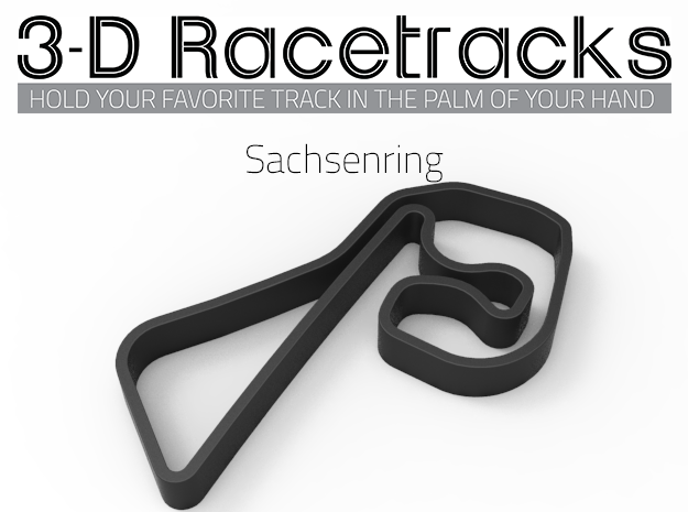 Sachsenring in Full Color Sandstone