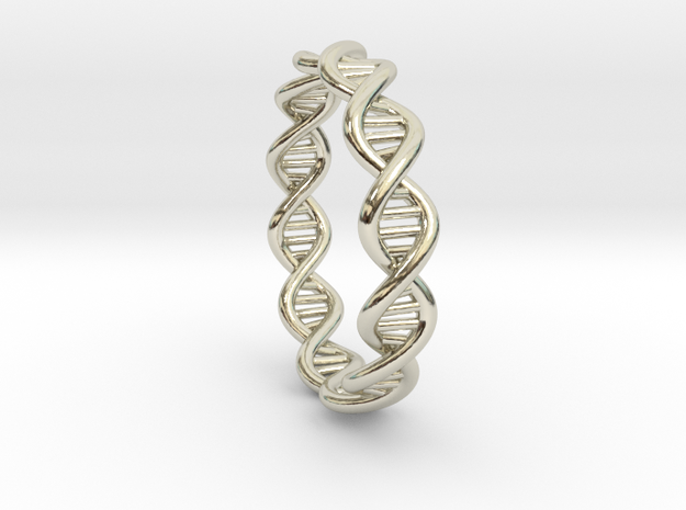 The Ring Of Life DNA Molecule Ring