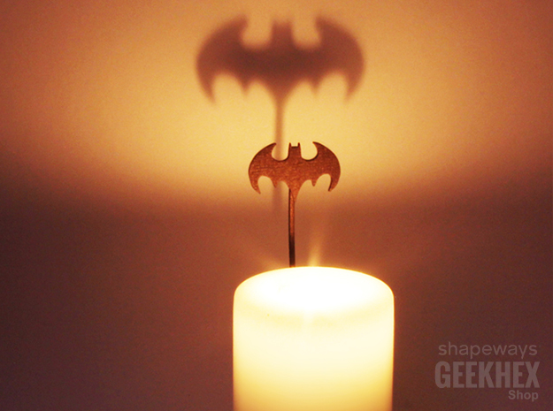 Batman 1992 - Spotlight Candle Attachment