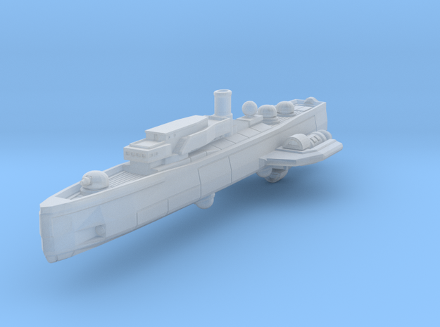 LNAS Destroyer Peregrine Class 3d printed