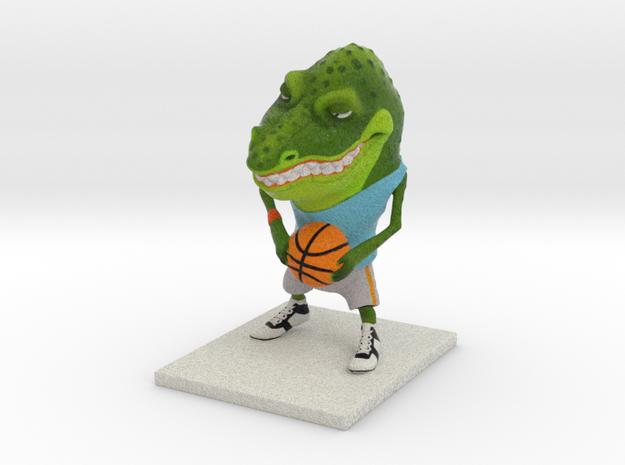 B Ball Gator