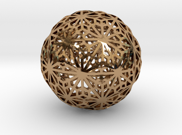 Flexible Sphere_d1 3d printed