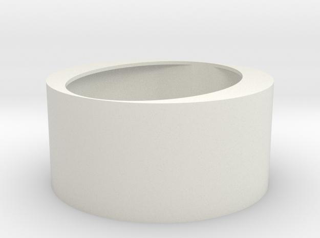 96qegekirs1gbg3udf64psijc2 46650902.stl in White Natural Versatile Plastic