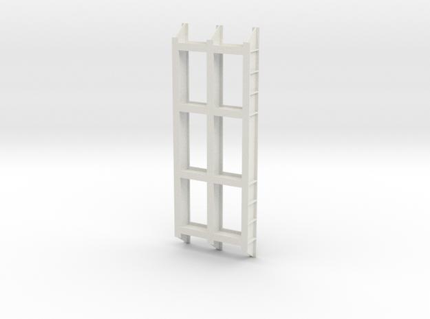 TEREX-DEMAG CC8800-1 BALLAST TRAY in White Natural Versatile Plastic