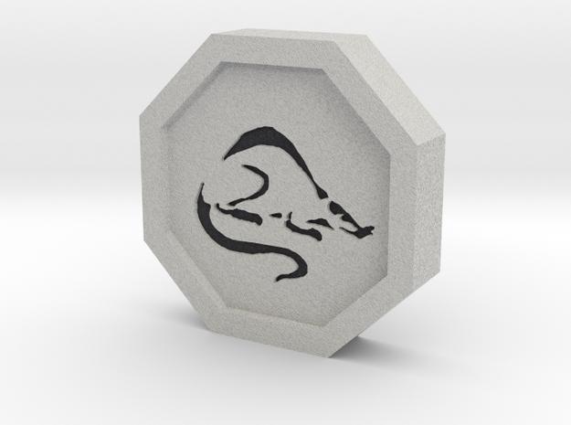 Rat Talisman in Full Color Sandstone
