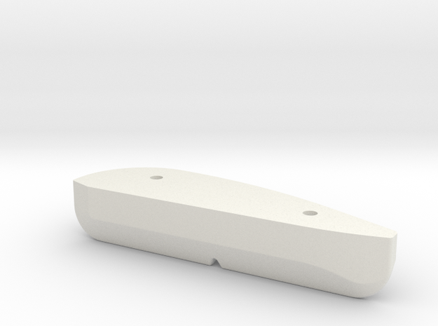Card Joint Tool - V6 - Part 2/2 in White Natural Versatile Plastic