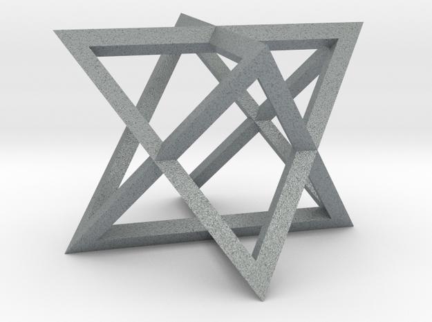 Star Tetrahedron 3d printed
