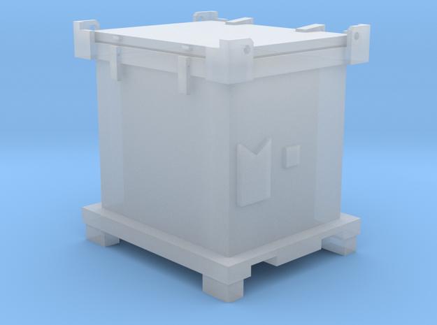 1:87 Sonderabfallbehälter ASP 800 in Smooth Fine Detail Plastic