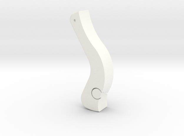 Rotation Control Trigger 1:1 3d printed