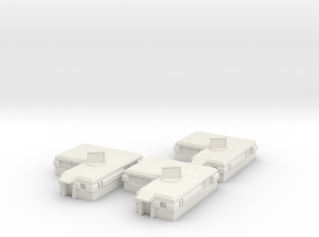 Officers Housing [ 3 Pack ]