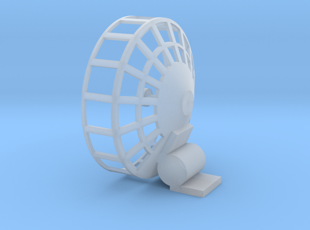Pioneer Venus 1/20th Radar Antenna in Frosted Ultra Detail