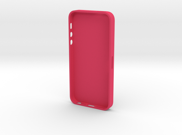 IPhone 5 Case (wall thickness 1 mm) 3d printed