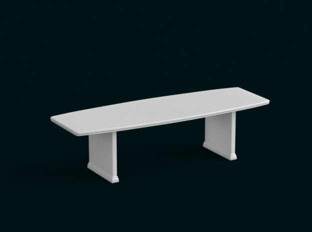 1:39 Scale Model - Table 06 3d printed