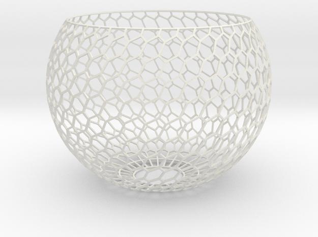 Lamp Shade-6h 3d printed